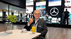 Le novità Mercedes-Benz raccontate da Eugenio Blasetti, Press Relation Manager Mercedes-Benz Italia - Immagine: 1
