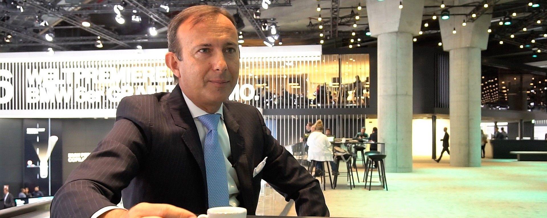 Le novità Mini raccontate da Sergio Solero, presidente e ad BMW Italia