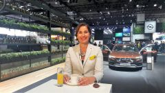 Le novità Opel raccontate da Paola Trotta, Direttore Comunicazione Opel Italia - Immagine: 1