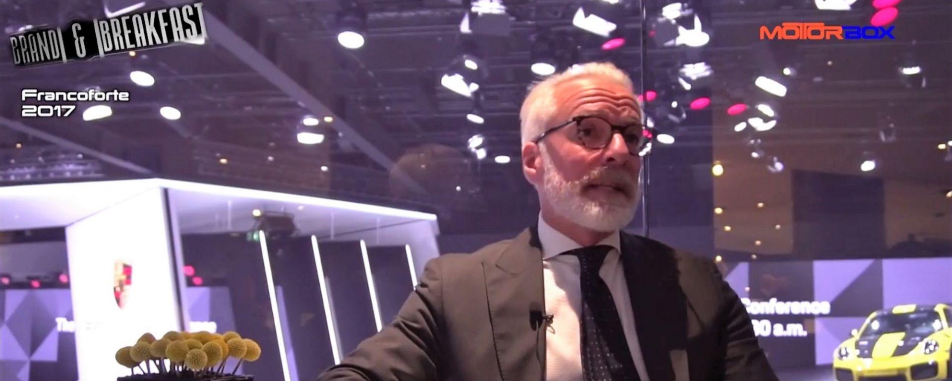 Le novità Porsche raccontate da Pietro Innocenti, Direttore Generale Porsche Italia
