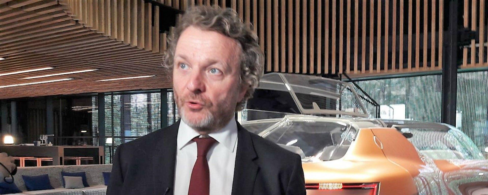 Le novità Renault raccontate da Francesco Fontana Giusti, Direttore Comunicazione e Immagine di Renault Italia