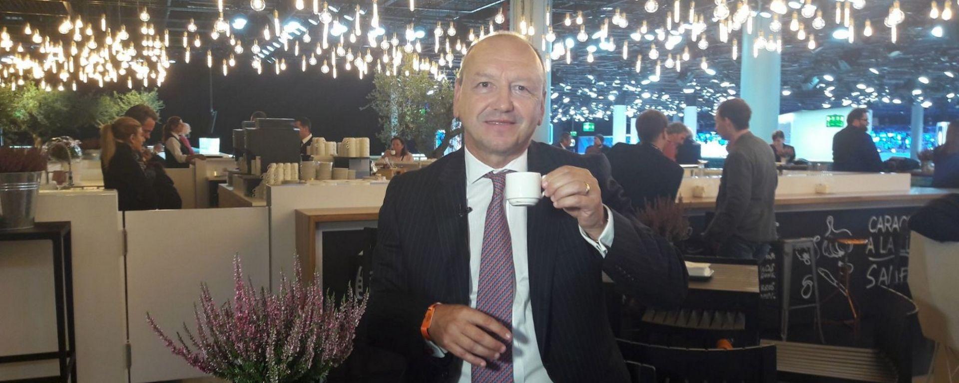 Le novità Seat raccontate da Peter Wyhinny, Direttore di Seat Italia