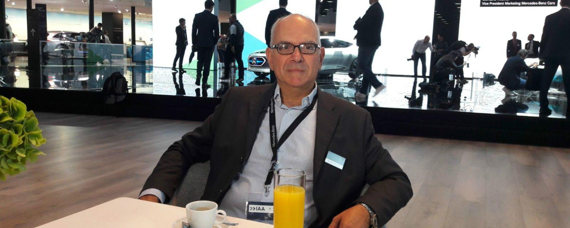 Le novità Smart raccontate da Eugenio Blasetti, Press Relation Manager di Mercedes-Benz Italia