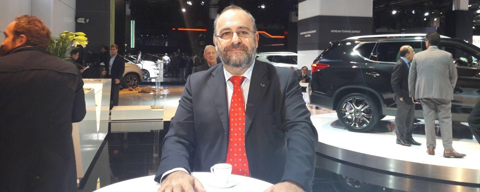 Le novità Ssangyong raccontate da Maurizio Melzi, Brand Manager Ssangyong Italia
