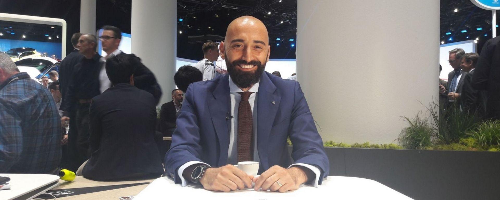Le novità Volkswagen raccontate da Fabio Di Giuseppe, Direttore Marketing Volkswagen Italia