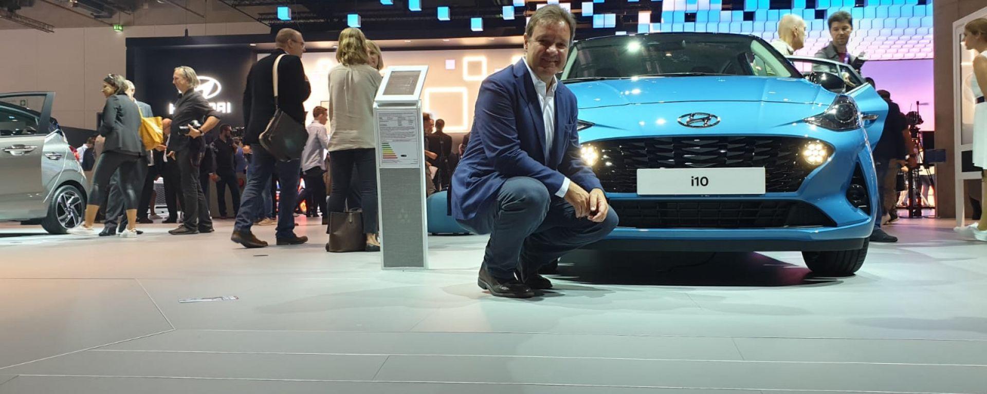 Salone di Francoforte 2019: le novità allo stand Hyundai