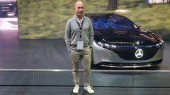 Francoforte 2019, le novità Mercedes: foto e intervista