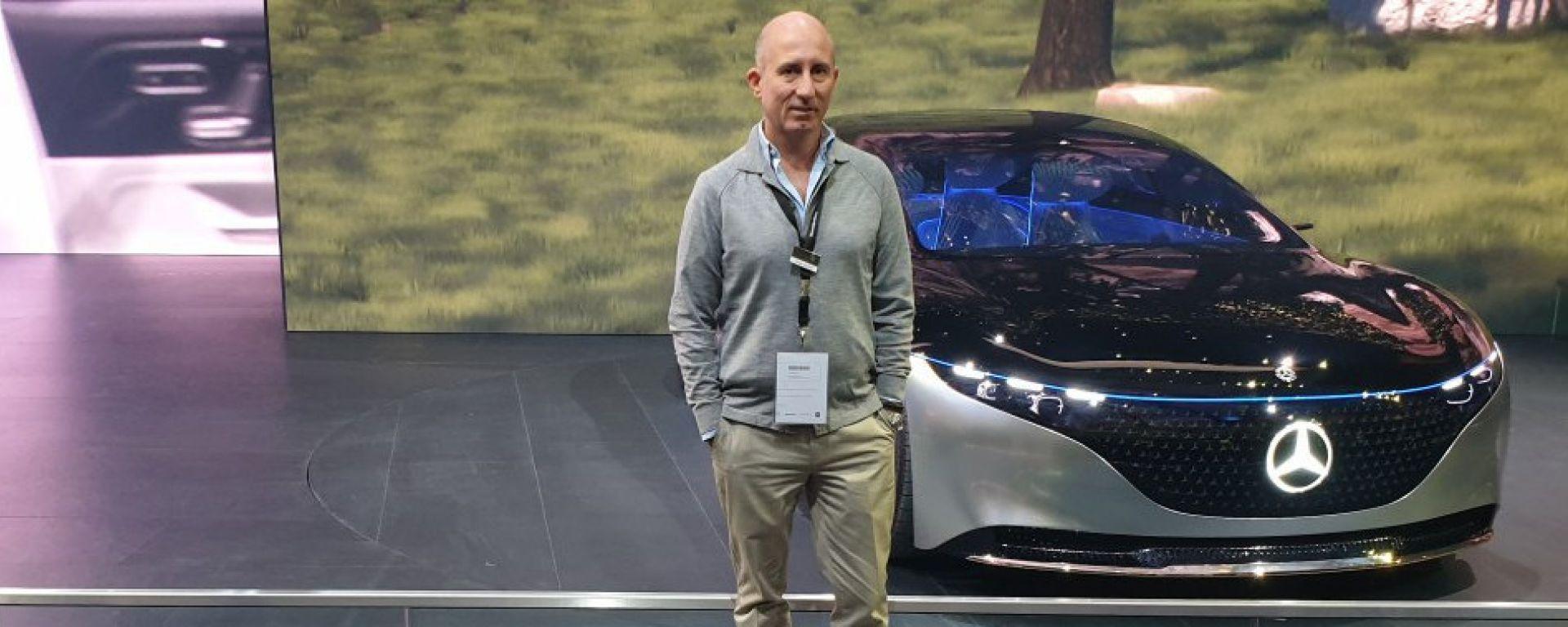 Salone di Francoforte 2019: le novità allo stand Mercedes