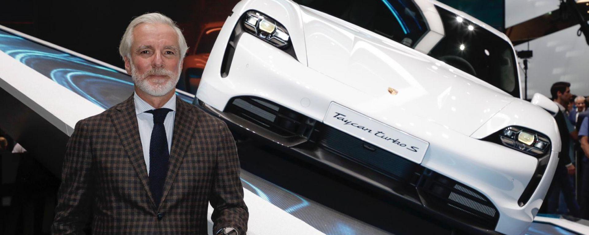 Salone di Francoforte 2019: le novità allo stand Porsche