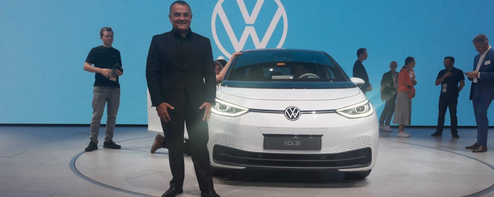 Salone di Francoforte 2019: le novità allo stand Volkswagen
