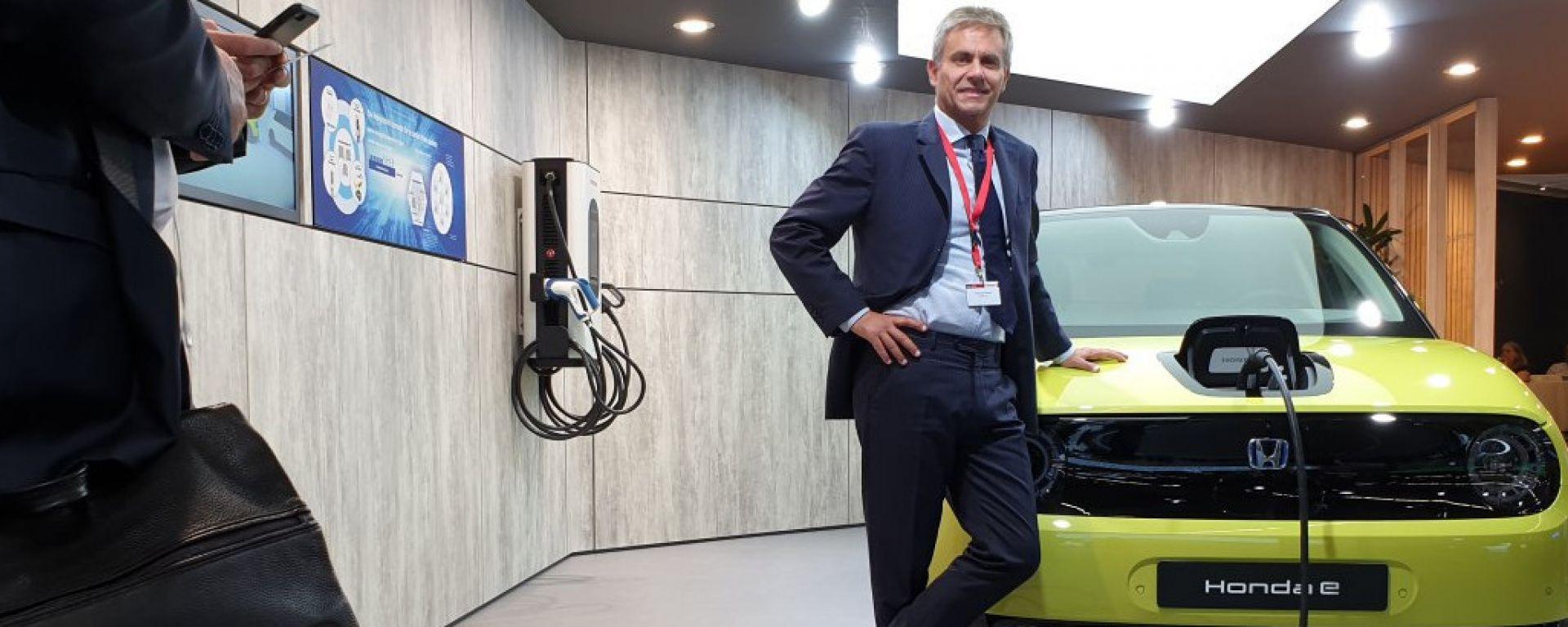 Salone di Francoforte 2019: le novità allo stand Honda