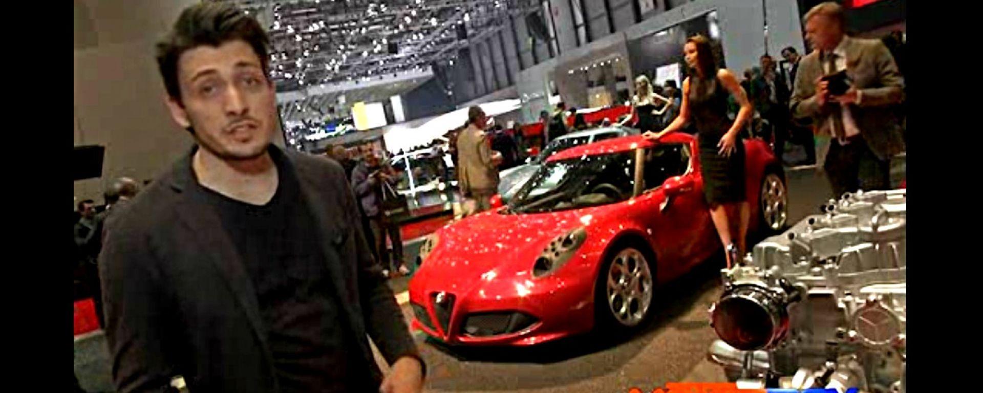 Salone di Ginevra 2013: Alfa Romeo