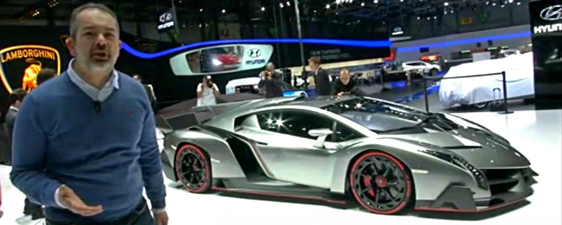 Salone di Ginevra 2013: Lamborghini