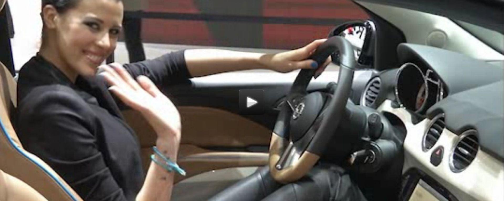 Salone di Ginevra 2013: Opel