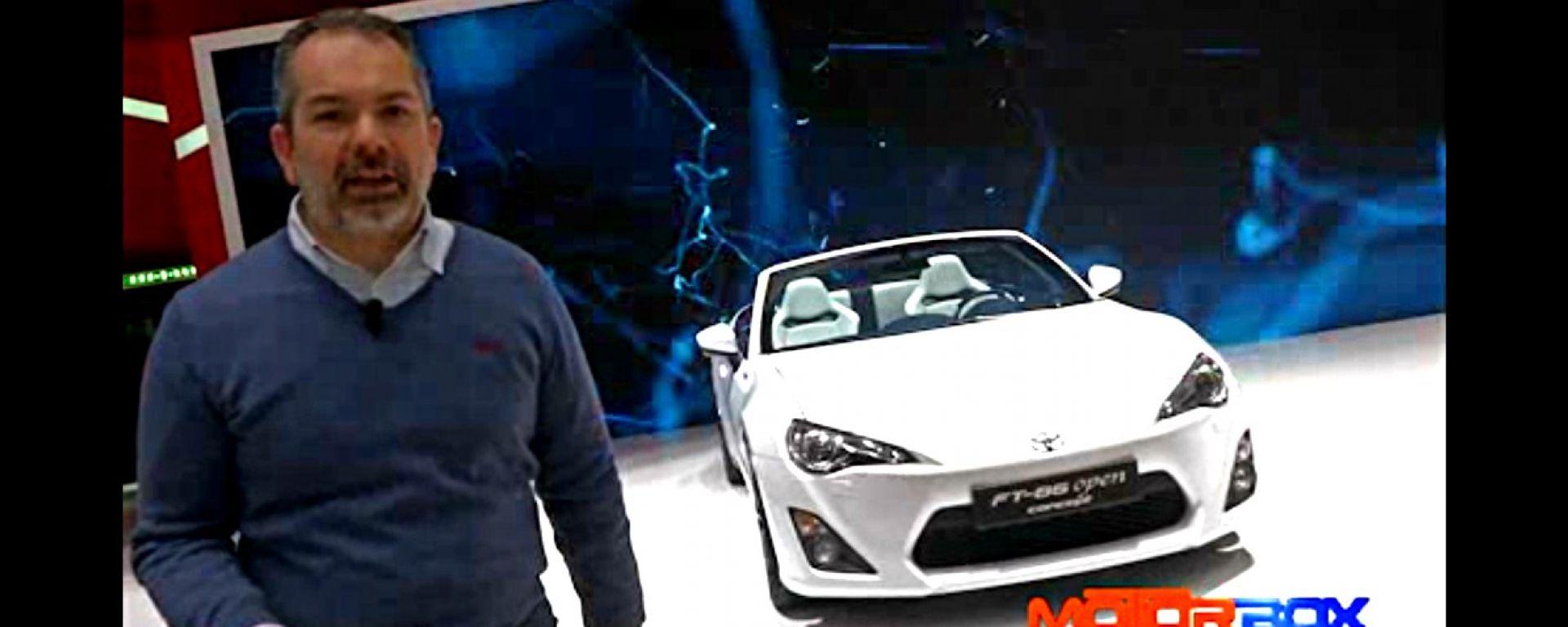 Salone di Ginevra 2013: Toyota