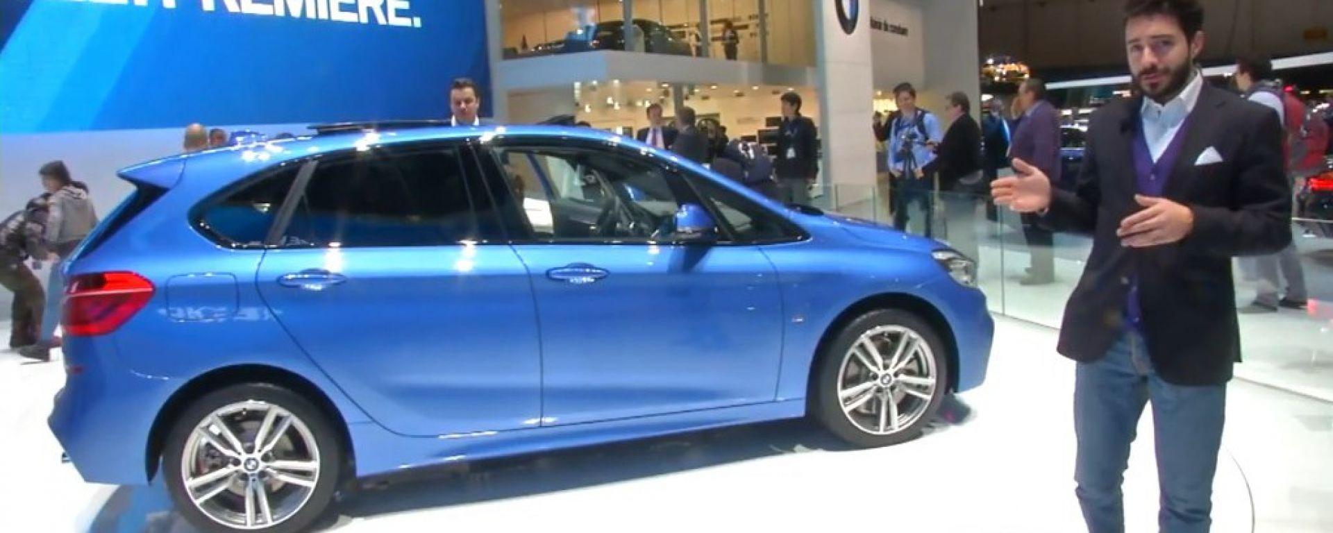 Salone di Ginevra 2014, lo stand BMW