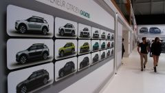 Salone di Ginevra 2014, lo stand Citroën - Immagine: 5