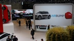 Salone di Ginevra 2014, lo stand Citroën - Immagine: 7