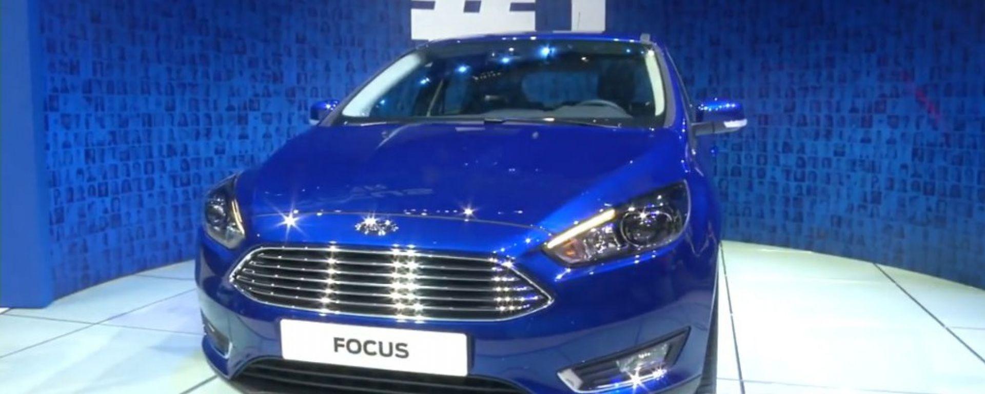 Salone di Ginevra 2014, lo stand Ford