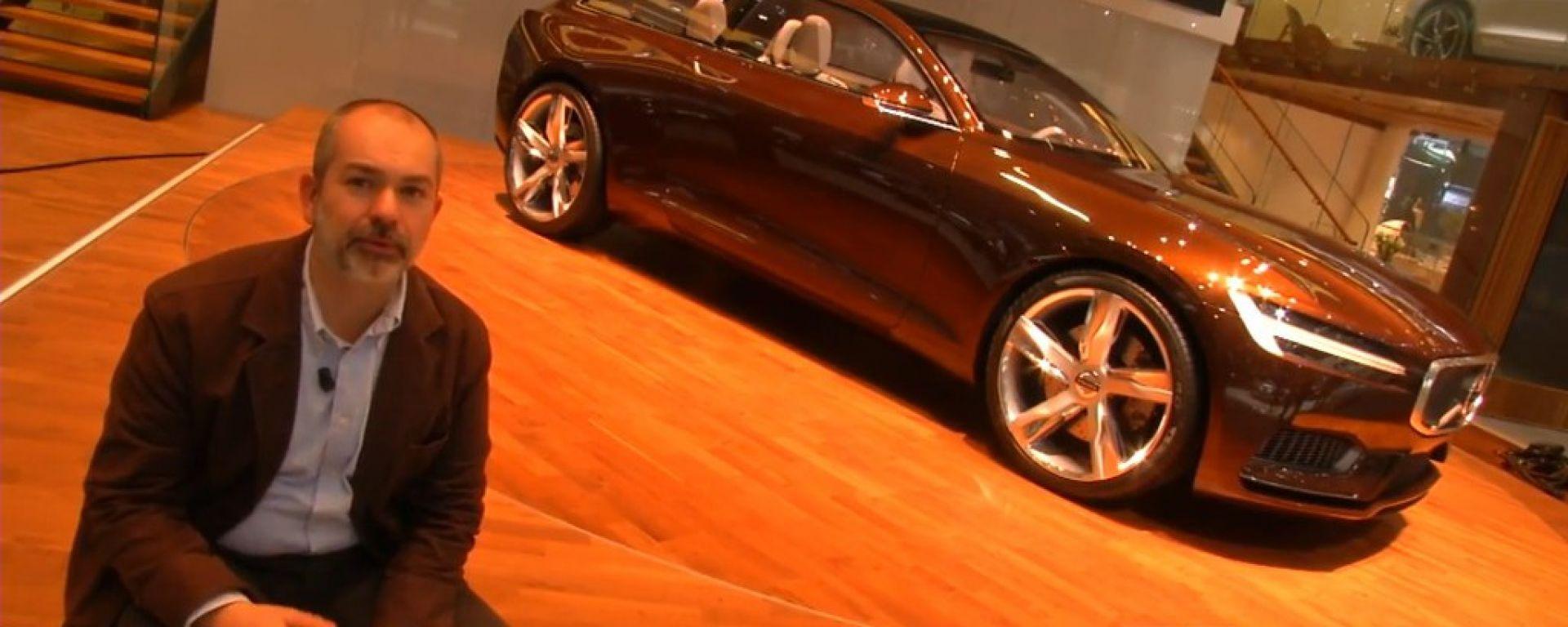 Salone di Ginevra 2014, lo stand Volvo