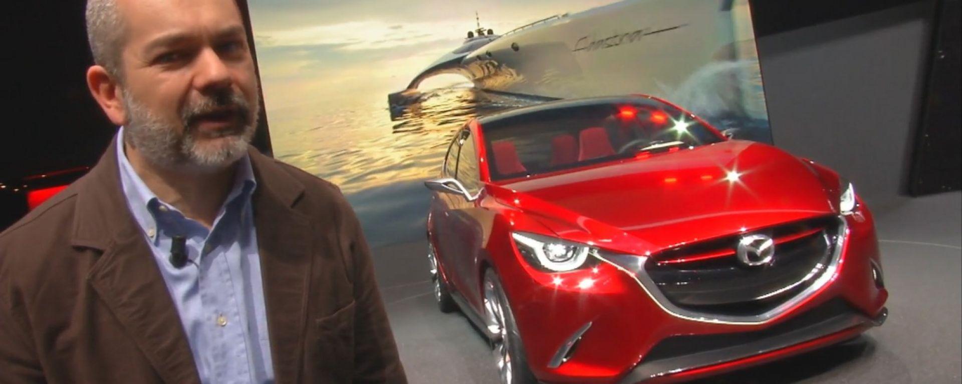 Salone di Ginevra 2014, lo stand Mazda