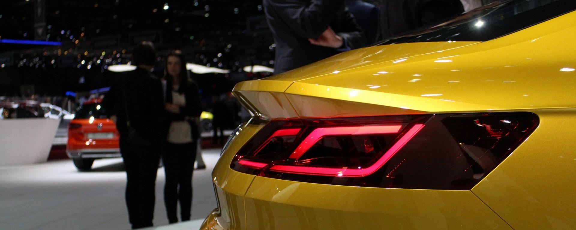 Volkswagen: il video dallo stand