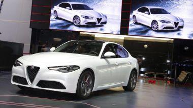 Salone di Ginevra 2016: Alfa Romeo presenta nuova Giulia
