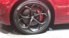Salone di Ginevra 2017, Alfa Romeo Stelvio Quadrifoglio, cerchi