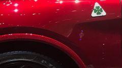 Salone di Ginevra 2017, Alfa Romeo Stelvio Quadrifoglio, logo