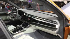 Salone di Ginevra 2017, Audi Q8 Concept, abitacolo