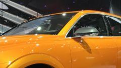Salone di Ginevra 2017, Audi Q8 Concept, particolare degli specchietti
