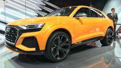 Salone di Ginevra 2017, Audi Q8 Concept