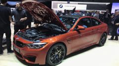 Salone di Ginevra 2017, BMW M4 Coupè