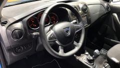 Salone di Ginevra 2017, Dacia Logan MCV Stepway, abitacolo