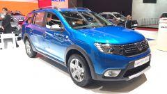 Salone di Ginevra 2017, Dacia Logan MCV Stepway, vista tre quarti