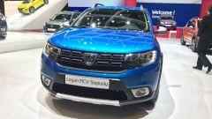 Salone di Ginevra 2017, Dacia Logan MCV Stepway