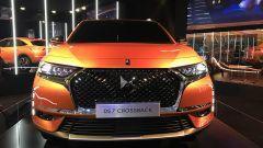 Salone di Ginevra 2017, DS7 Crossback, vista anteriore