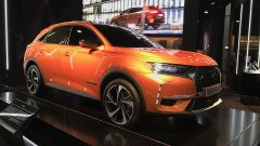 Salone di Ginevra 2017, DS7 Crossback, vista laterale