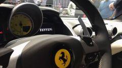 Salone di Ginevra 2017, Ferrari 812 Superfast, cruscotto