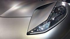 Salone di Ginevra 2017, Ferrari 812 Superfast, particolare dei fari anteriori