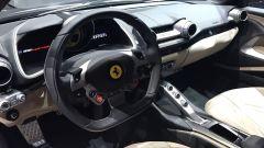Salone di Ginevra 2017, Ferrari 812 Superfast, particolare del cruscotto