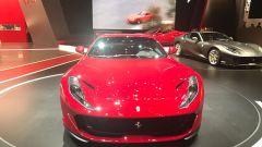 Salone di Ginevra 2017, Ferrari 812 Superfast, vista frontale