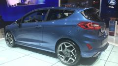 Salone di Ginevra 2017, Ford Fiesta ST, vista posteriore