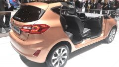 Salone di Ginevra 2017, Ford Fiesta Titanium, vista posteriore