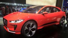 Salone di Ginevra 2017, Jaguar I-Pace Concept