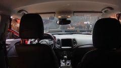 Salone di Ginevra 2017, Jeep Compass, interni