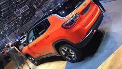 Salone di Ginevra 2017, Jeep Compass, vista tre quarti posteriore