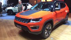 Salone di Ginevra 2017, Jeep Compass