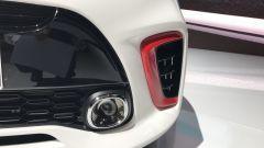 Salone di Ginevra 2017, Kia Picanto GT Line, particolare dei fari