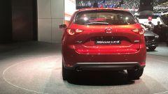 Salone di Ginevra 2017, Mazda CX-5, vista posteriore